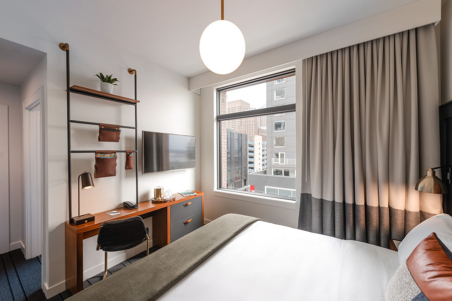 City View Guestroom