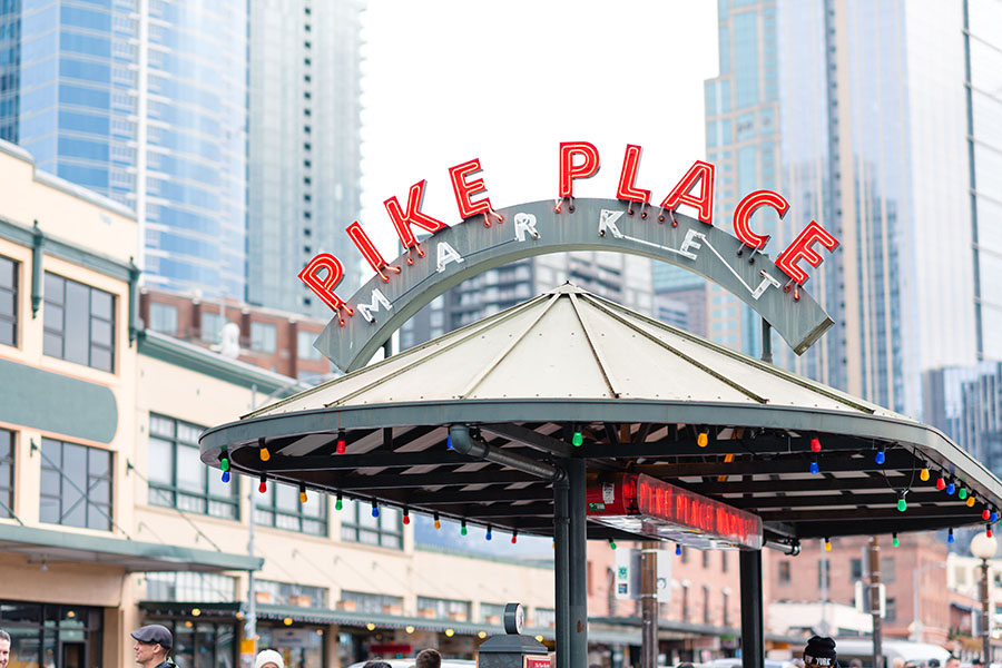 Pike Place Holidays
